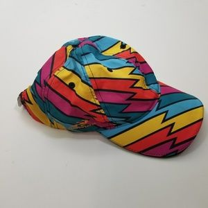 Loud Mouth Hat Adjustable Zig zag Cap
